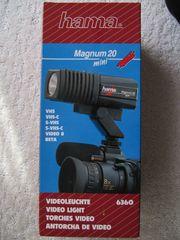 Hama Magnum 20 Videoleuchte - VB