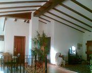 Exklusive Dachwohnung Albaida Spanien mit