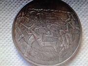 Sammlermünze Medallie nicht Magnetisch