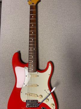 Gitarren/-zubehör - Fender Squier Stratocaster Classic Vibe