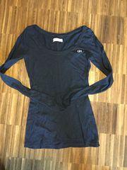 Gilly Hicks Langarm-T-Shirt dunkelplau Größe