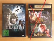 versch DVD s FSK 12