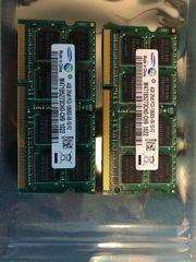 SAMSUNG 8GB 2x4GB PC3 10600