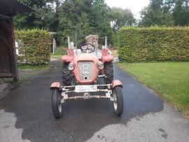 Traktor Bj 1960: Kleinanzeigen aus Feldkirch - Rubrik Traktoren, Landwirtschaftliche Fahrzeuge
