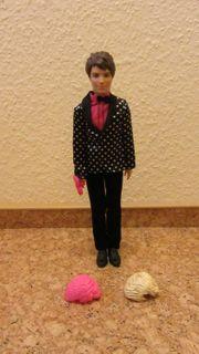 Barbie Ken mit 3 Frisuren