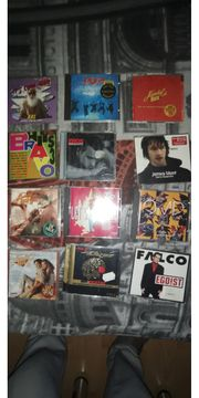 Musik CD und Spielfilme