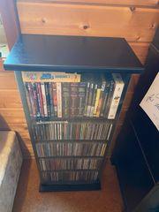 Kleiner CD DVD Schrank