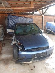 Unfallauto Ford Fista