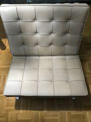Knoll Barcelona Chair Mies van