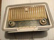 Philips-Radio Filetta von 1957