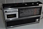 Grundig C 6000 Radiorecorder zu