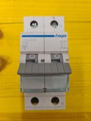 HAGER Leitungsschutzschalter MBN513 1P N