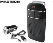 unbenutzte Maginon BHF-35-Freisprecheinrichtung mit Bluetooth-inkl