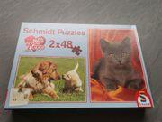 SCHMIDT 55081 PUZZLES 2 x
