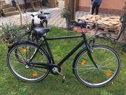 Herren City-Fahrrad