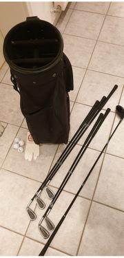 Golfausrüstung Halbsatz für Herren Rechtshänder