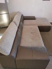 Eckcouch couch sofa zu verschenken