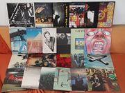 Über 380 Schallplatten Alles Rock