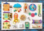 NEU Montessori Lerntafel aus Holz