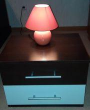 1 x Nachttischlampe zu verschenken