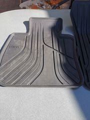 Gummifußmatten für BMW