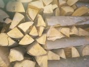 Brennholz-Buche trocken ofenfertig 1 Meter