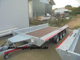 Anhänger, Auflieger - PKW XL Anhänger 4 m