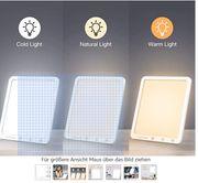 Tageslichtlampe Lichttherapie