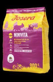 Hundefutter Josera Minivita 3x900g Inhalt