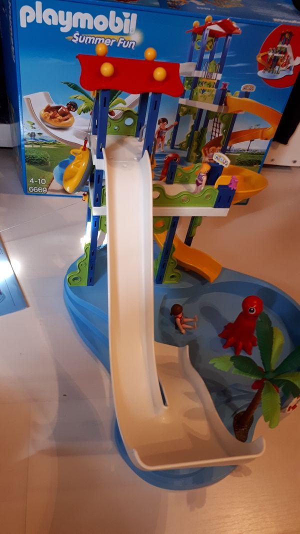 Playmobil Summer Fun Wasserpark