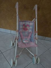 Puppen Buggy Jogger Baby Annabell