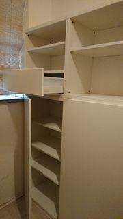 Verschenke Ikea Schrank Regal