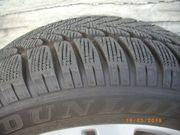 4 Winterräder Orig MB-GLA 18