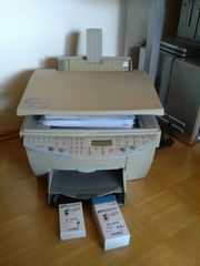 HP Officejet Drucker Kopierer Fax