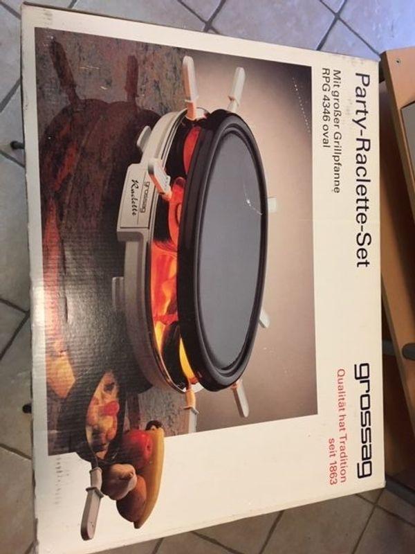 Raclette Ofen