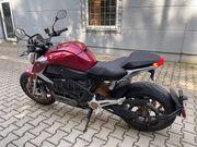 Motorrad Elektro Zero SR F
