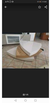 moderner Wohnzimmertisch Tisch Couchtisch