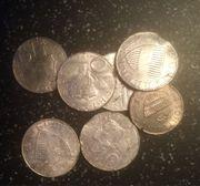 Suche Kaufe Münzen - Sammlungen - Silbermünzen