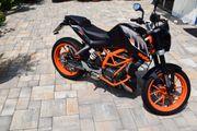 Verkauf meiner KTM 390 Duke
