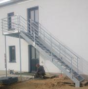 Metalltreppen aus Polen Treppen zum