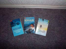 Konsalik verschiende Romane: Kleinanzeigen aus Radeburg - Rubrik Allgemeine Literatur und Romane