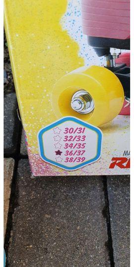 Skaten, Rollen - Rollschuhe in Größe 36 37