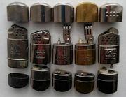 Antike Sturm Benzin Feuerzeuge