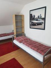 Zimmer Wohnung für Monteure Arbeiter