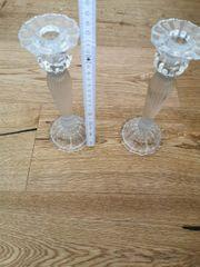 Kerzenhalter 2 Stück zu verkaufen