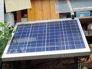 Klein Solaranlage