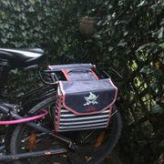Fahrrad Gepäckträger Taschen für Kinder