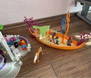 Playmobil Schloss Feenschiff