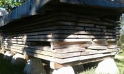 Ahorn Bohle Massivholz Rustikal 5cm