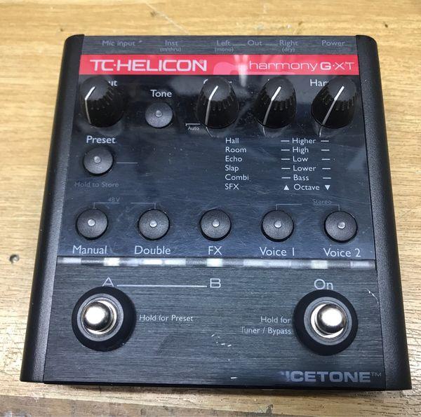Harmonyzer TC Helicon